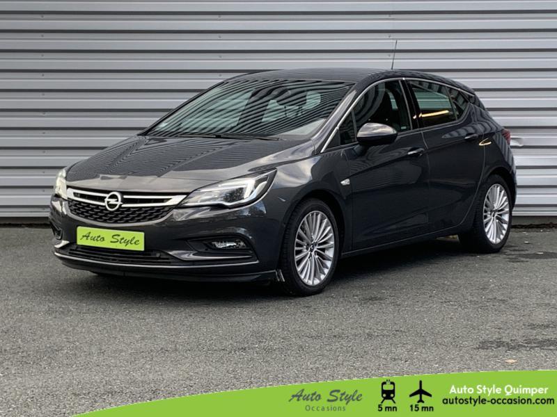 Opel Astra 1.6 CDTI 110ch Start&Stop Innovation Diesel Gris Asteroïde Occasion à vendre