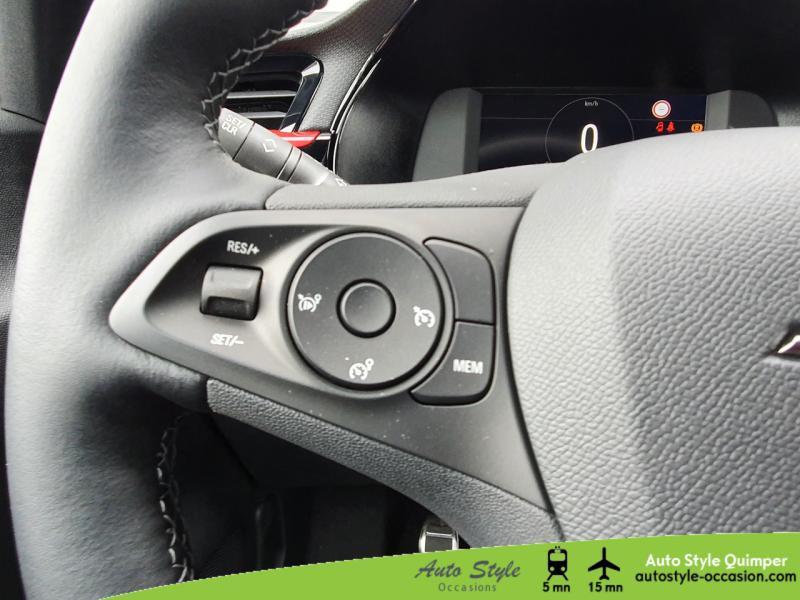 Photo 15 de l'offre de OPEL Corsa 1.2 Turbo 100ch GS Line à 18490€ chez Auto Concept - Opel Quimper