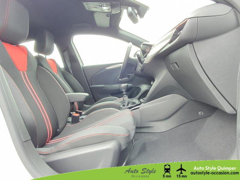Photo 11 de l'offre de OPEL Corsa 1.2 Turbo 100ch GS Line à 18490€ chez Auto Concept - Opel Quimper
