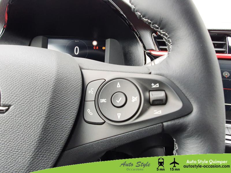 Photo 16 de l'offre de OPEL Corsa 1.2 Turbo 100ch GS Line à 18490€ chez Auto Concept - Opel Quimper