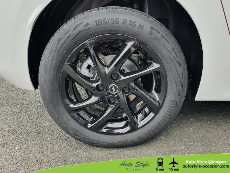 Photo 4 de l'offre de OPEL Corsa 1.2 Turbo 100ch GS Line à 18490€ chez Auto Concept - Opel Quimper