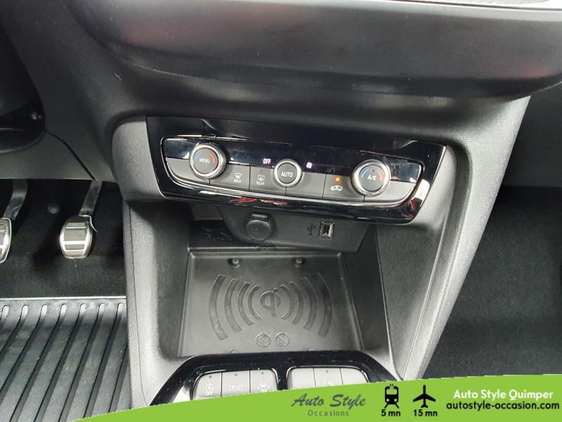 Photo 8 de l'offre de OPEL Corsa 1.2 Turbo 100ch GS Line à 18490€ chez Auto Concept - Opel Quimper