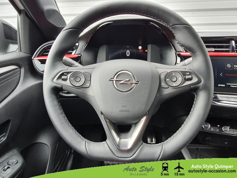 Photo 14 de l'offre de OPEL Corsa 1.2 Turbo 100ch GS Line à 18490€ chez Auto Concept - Opel Quimper