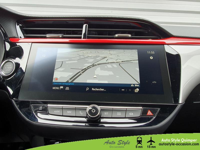 Photo 6 de l'offre de OPEL Corsa 1.2 Turbo 100ch GS Line à 18490€ chez Auto Concept - Opel Quimper