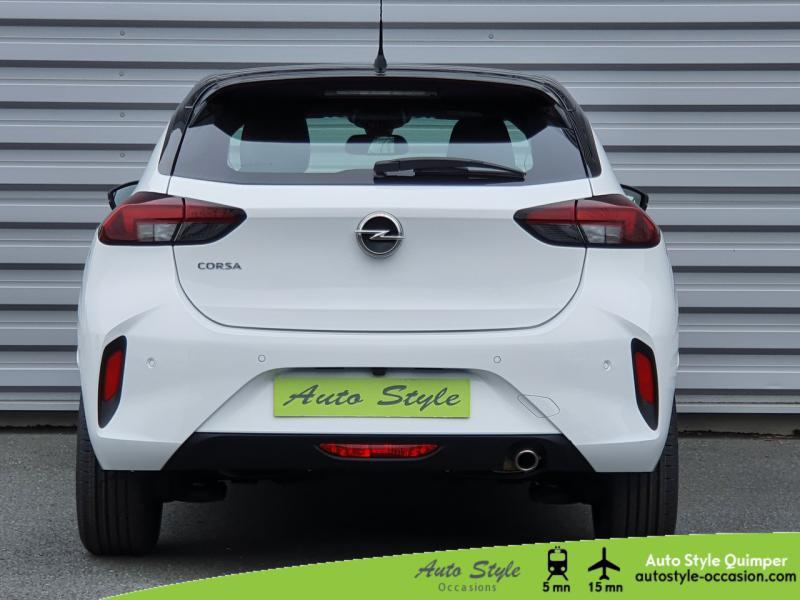 Photo 13 de l'offre de OPEL Corsa 1.2 Turbo 100ch GS Line à 18490€ chez Auto Concept - Opel Quimper