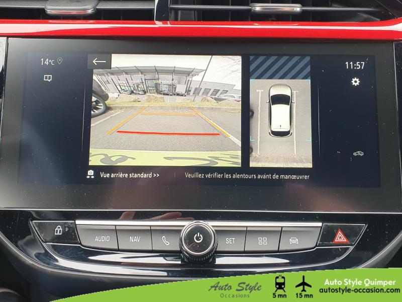 Photo 7 de l'offre de OPEL Corsa 1.2 Turbo 100ch GS Line à 18490€ chez Auto Concept - Opel Quimper