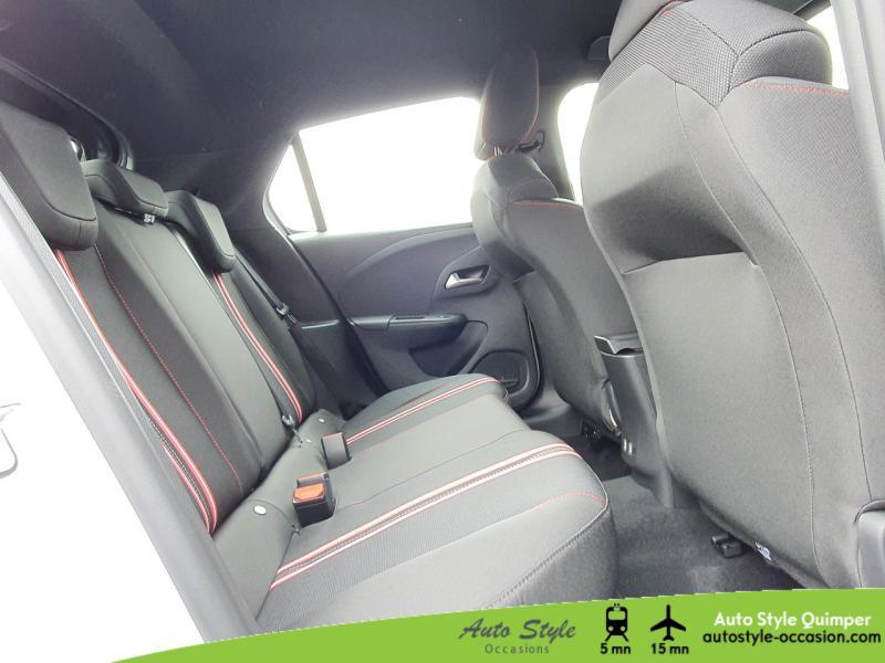 Photo 10 de l'offre de OPEL Corsa 1.2 Turbo 100ch GS Line à 18490€ chez Auto Concept - Opel Quimper