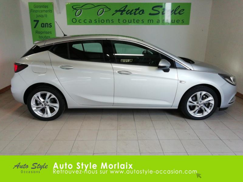 Photo 4 de l'offre de OPEL Astra 1.6 CDTI 136ch Start&Stop Dynamic à 14990€ chez Garage de la Gare - Opel Morlaix