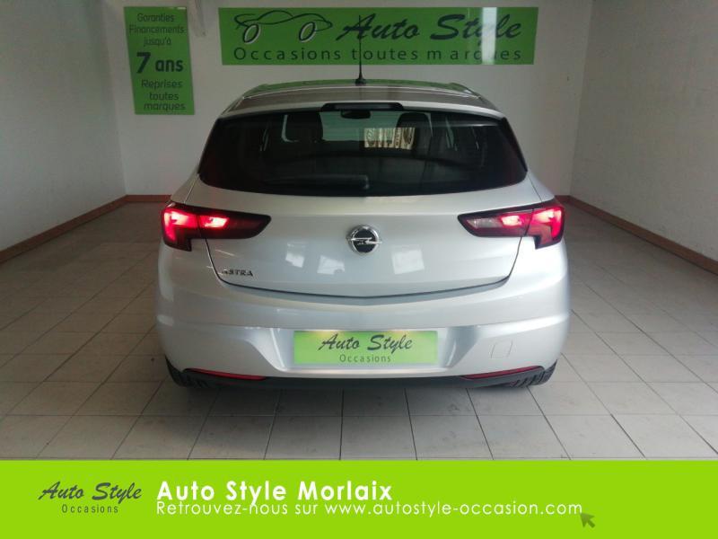Photo 5 de l'offre de OPEL Astra 1.6 CDTI 136ch Start&Stop Dynamic à 14990€ chez Garage de la Gare - Opel Morlaix