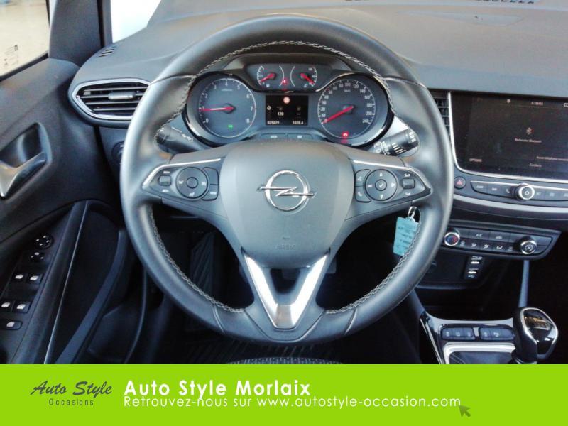 Photo 7 de l'offre de OPEL Crossland X 1.2 Turbo 110ch Edition Euro 6d-T à 13690€ chez Garage de la Gare - Opel Morlaix