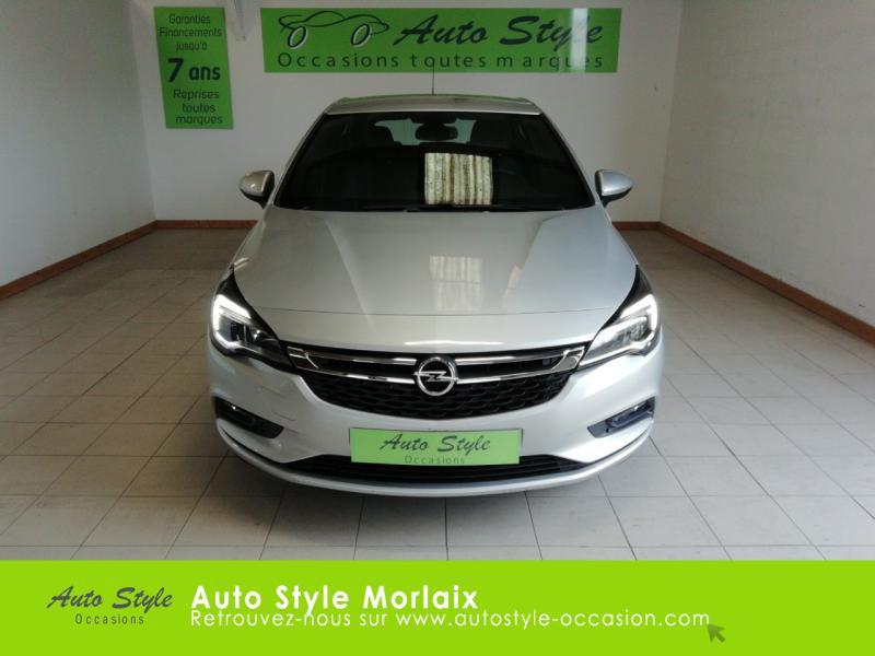Photo 2 de l'offre de OPEL Astra 1.6 CDTI 136ch Start&Stop Dynamic à 14990€ chez Garage de la Gare - Opel Morlaix