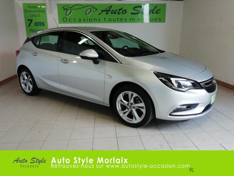 Photo 3 de l'offre de OPEL Astra 1.6 CDTI 136ch Start&Stop Dynamic à 14990€ chez Garage de la Gare - Opel Morlaix