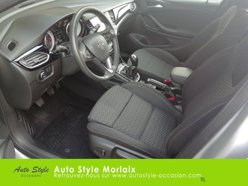 Photo 9 de l'offre de OPEL Astra 1.6 CDTI 136ch Start&Stop Dynamic à 14990€ chez Garage de la Gare - Opel Morlaix