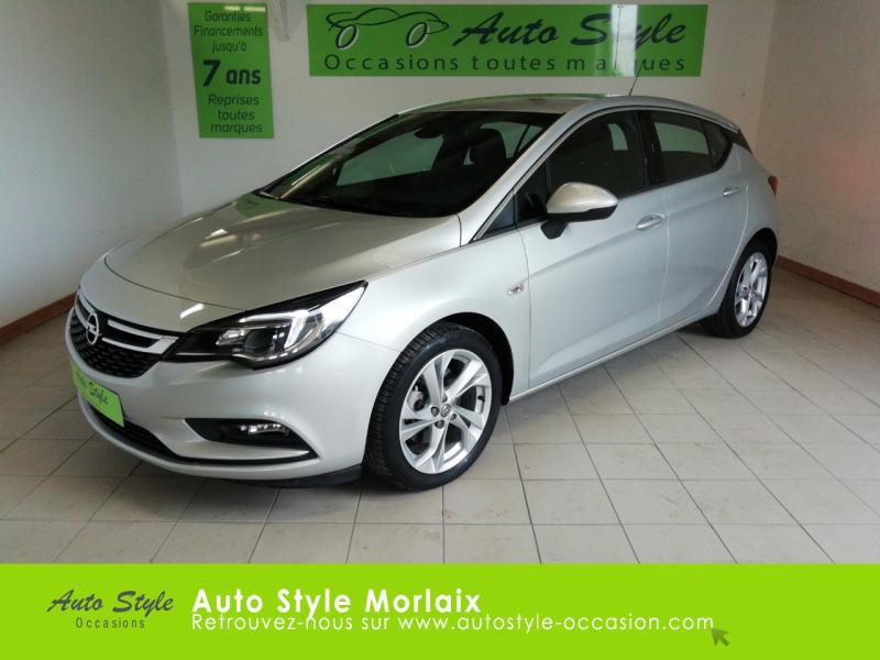 Photo 1 de l'offre de OPEL Astra 1.6 CDTI 136ch Start&Stop Dynamic à 14990€ chez Garage de la Gare - Opel Morlaix