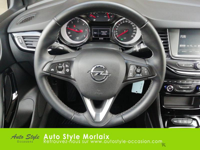 Photo 12 de l'offre de OPEL Astra 1.6 CDTI 136ch Start&Stop Dynamic à 14990€ chez Garage de la Gare - Opel Morlaix