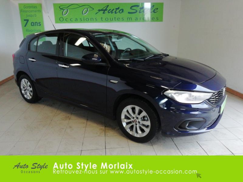 Photo 3 de l'offre de FIAT Tipo 1.4 95ch Easy MY19 5p à 11390€ chez Garage de la Gare - Opel Morlaix