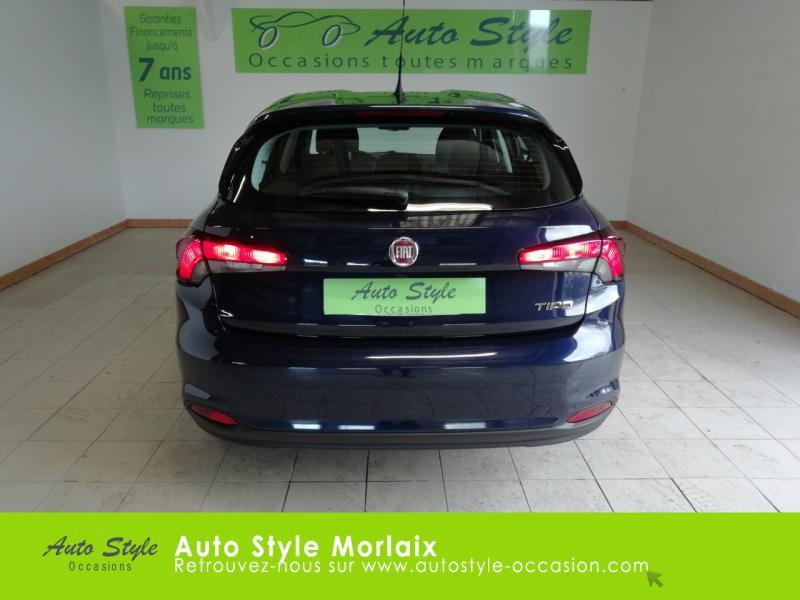 Photo 5 de l'offre de FIAT Tipo 1.4 95ch Easy MY19 5p à 11390€ chez Garage de la Gare - Opel Morlaix