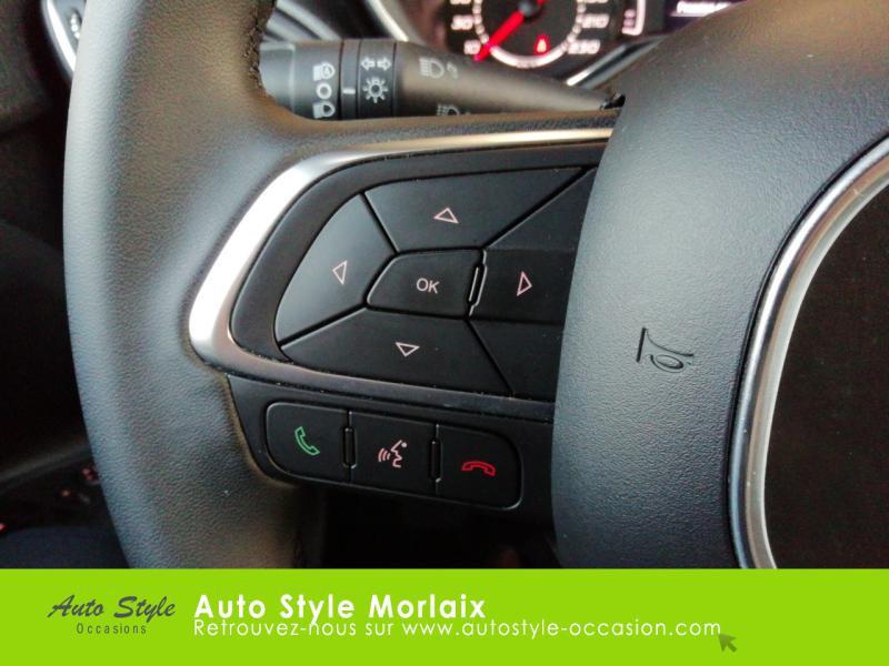 Photo 13 de l'offre de FIAT Tipo 1.4 95ch Easy MY19 5p à 11390€ chez Garage de la Gare - Opel Morlaix