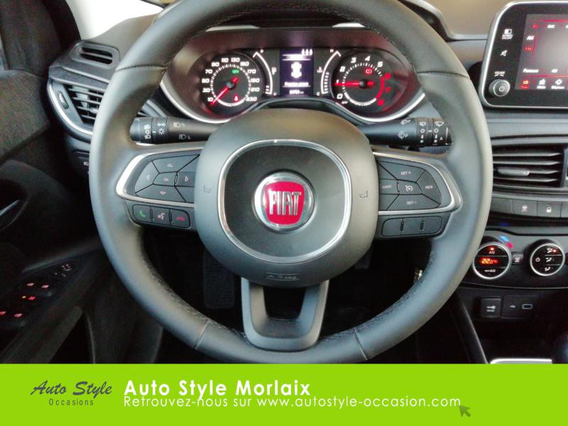 Photo 12 de l'offre de FIAT Tipo 1.4 95ch Easy MY19 5p à 11390€ chez Garage de la Gare - Opel Morlaix