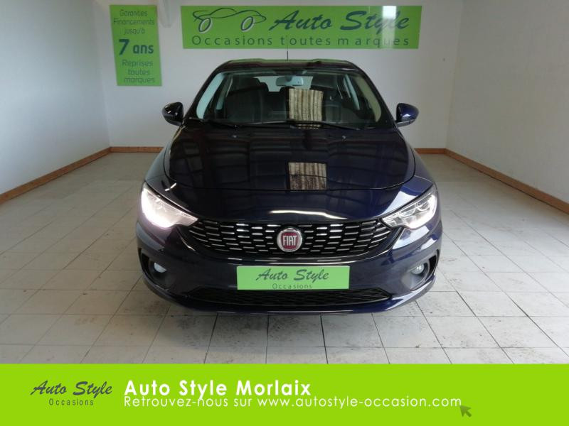 Photo 2 de l'offre de FIAT Tipo 1.4 95ch Easy MY19 5p à 11390€ chez Garage de la Gare - Opel Morlaix