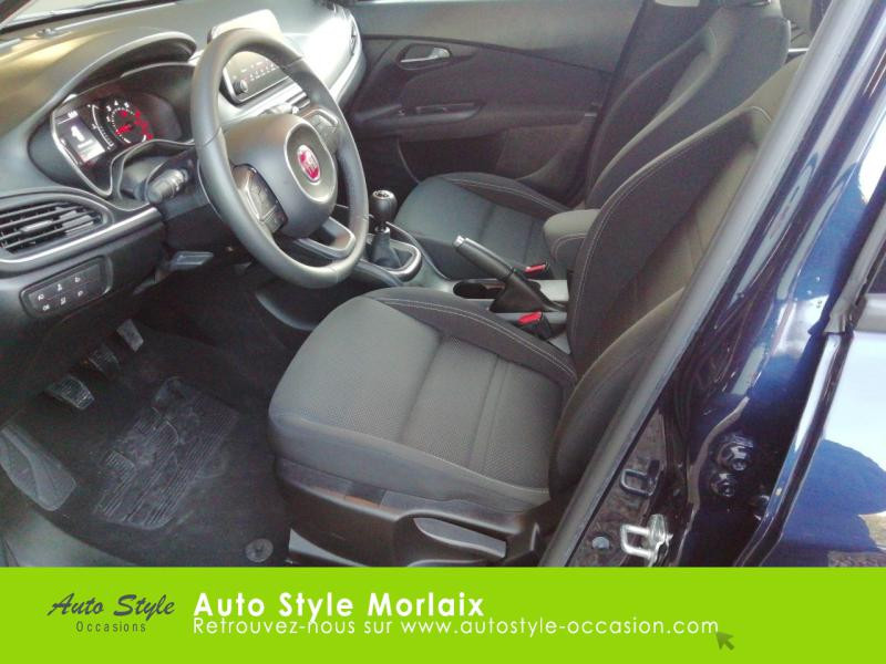 Photo 9 de l'offre de FIAT Tipo 1.4 95ch Easy MY19 5p à 11390€ chez Garage de la Gare - Opel Morlaix