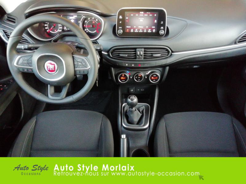 Photo 8 de l'offre de FIAT Tipo 1.4 95ch Easy MY19 5p à 11390€ chez Garage de la Gare - Opel Morlaix