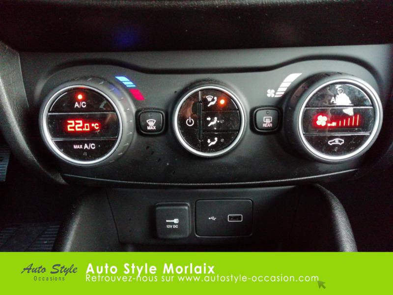 Photo 14 de l'offre de FIAT Tipo 1.4 95ch Easy MY19 5p à 11390€ chez Garage de la Gare - Opel Morlaix