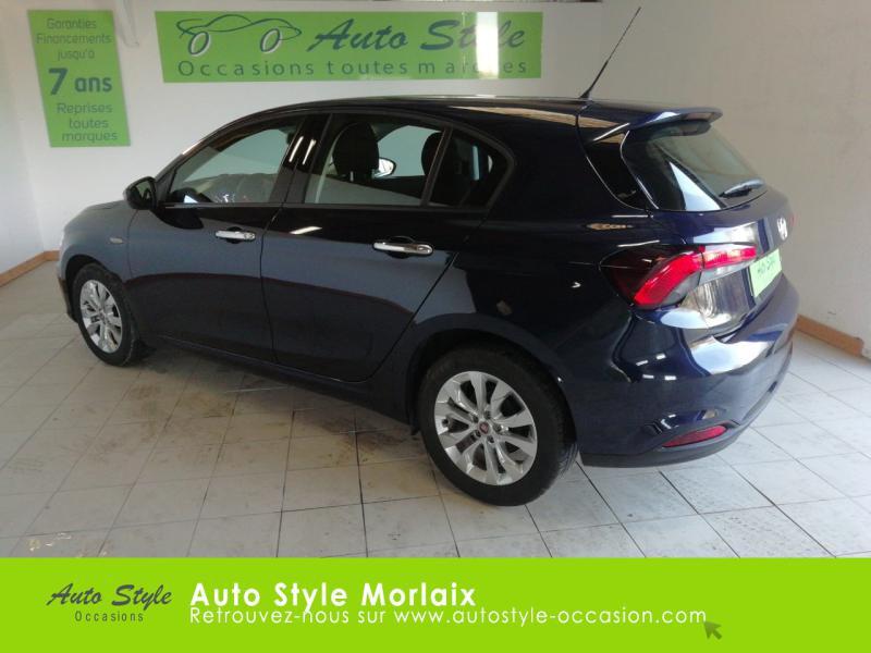 Photo 7 de l'offre de FIAT Tipo 1.4 95ch Easy MY19 5p à 11390€ chez Garage de la Gare - Opel Morlaix