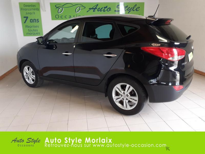 Photo 3 de l'offre de HYUNDAI ix35 1.7 CRDi Pack Premium Limited à 10980€ chez Garage de la Gare - Opel Morlaix