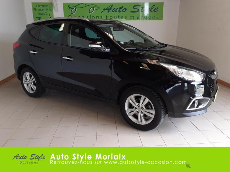 Photo 2 de l'offre de HYUNDAI ix35 1.7 CRDi Pack Premium Limited à 10980€ chez Garage de la Gare - Opel Morlaix