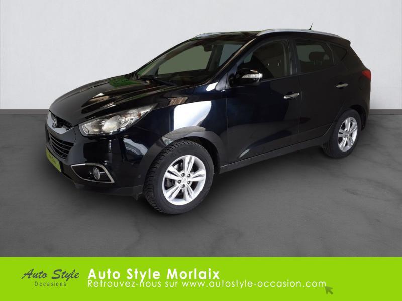 Photo 22 de l'offre de HYUNDAI ix35 1.7 CRDi Pack Premium Limited à 10980€ chez Garage de la Gare - Opel Morlaix