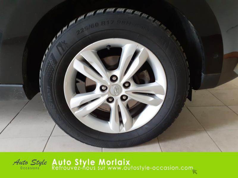 Photo 14 de l'offre de HYUNDAI ix35 1.7 CRDi Pack Premium Limited à 10980€ chez Garage de la Gare - Opel Morlaix