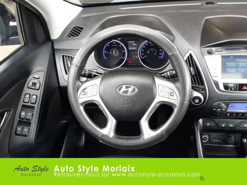 Photo 7 de l'offre de HYUNDAI ix35 1.7 CRDi Pack Premium Limited à 10980€ chez Garage de la Gare - Opel Morlaix