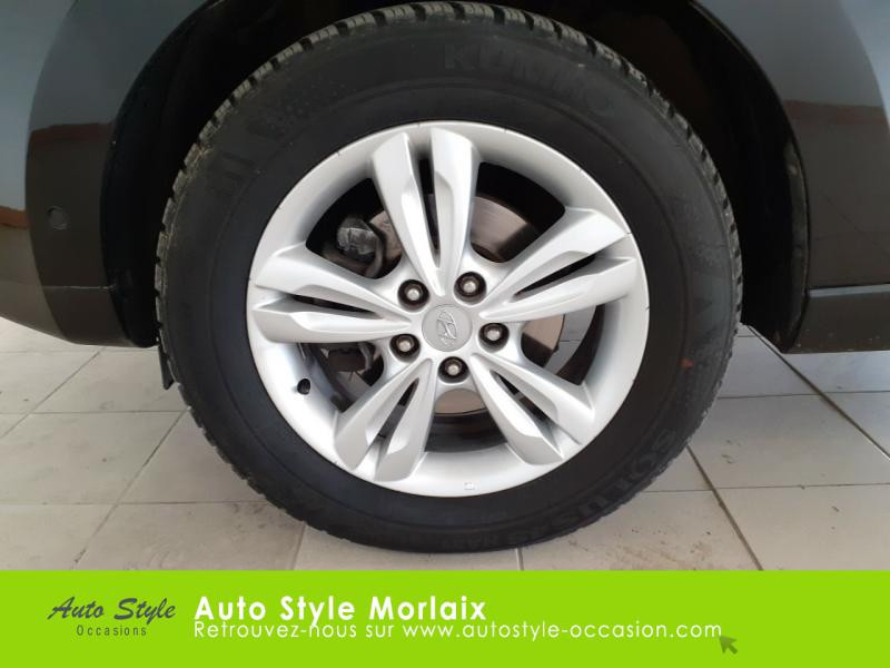 Photo 13 de l'offre de HYUNDAI ix35 1.7 CRDi Pack Premium Limited à 10980€ chez Garage de la Gare - Opel Morlaix