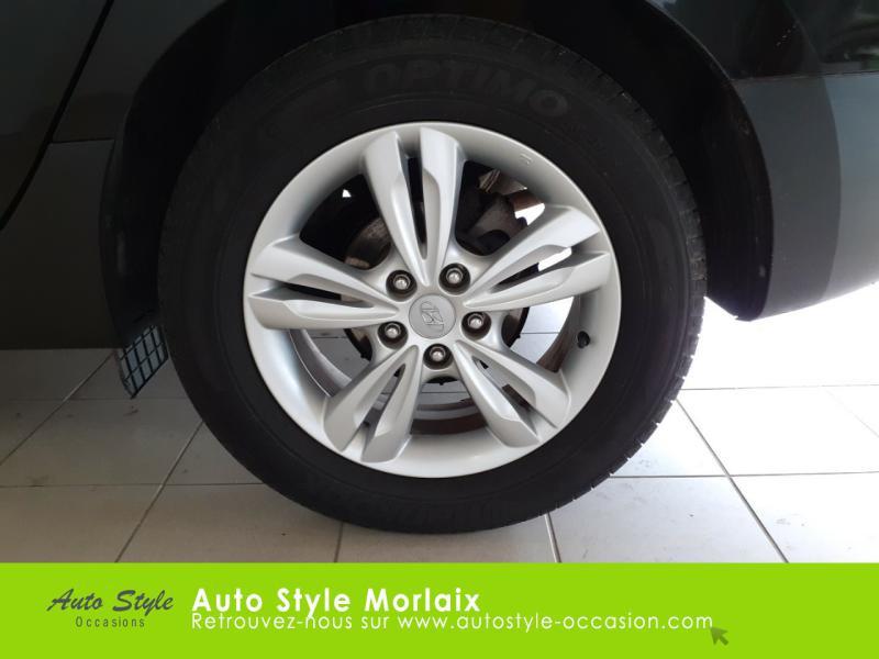 Photo 16 de l'offre de HYUNDAI ix35 1.7 CRDi Pack Premium Limited à 10980€ chez Garage de la Gare - Opel Morlaix