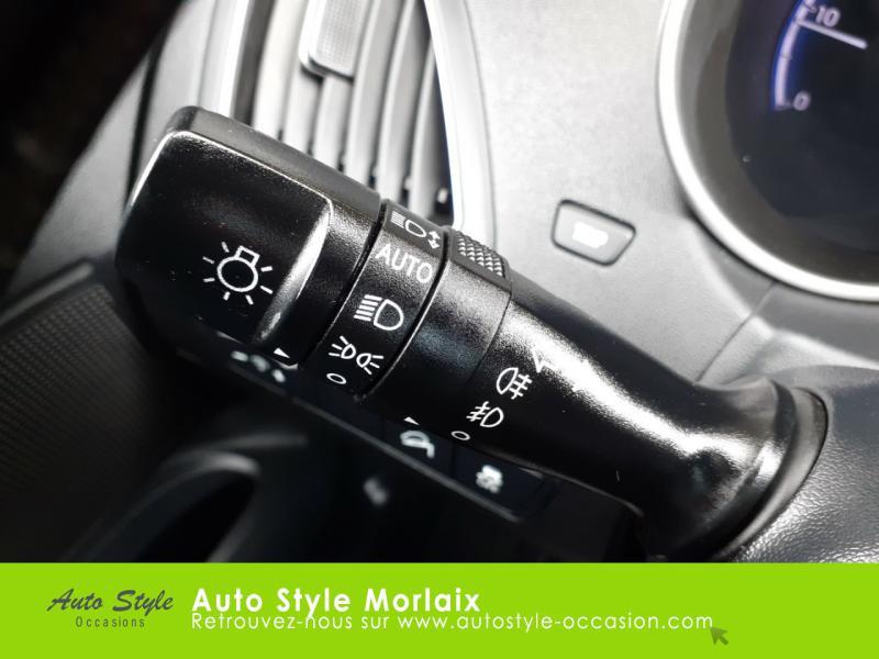 Photo 10 de l'offre de HYUNDAI ix35 1.7 CRDi Pack Premium Limited à 10980€ chez Garage de la Gare - Opel Morlaix