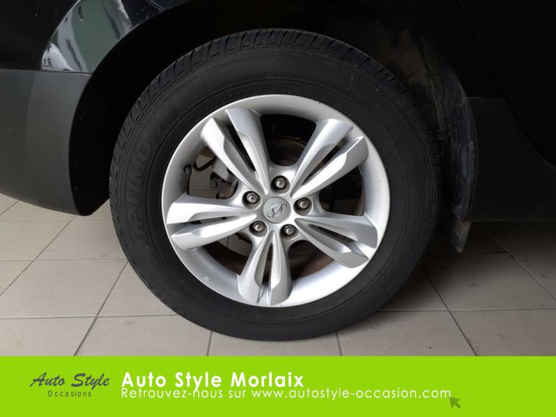 Photo 15 de l'offre de HYUNDAI ix35 1.7 CRDi Pack Premium Limited à 10980€ chez Garage de la Gare - Opel Morlaix