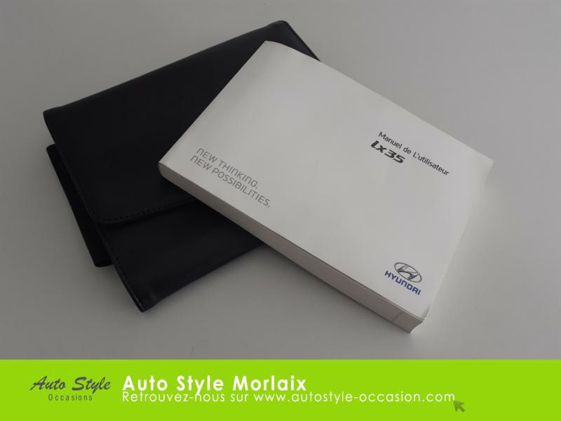 Photo 21 de l'offre de HYUNDAI ix35 1.7 CRDi Pack Premium Limited à 10980€ chez Garage de la Gare - Opel Morlaix