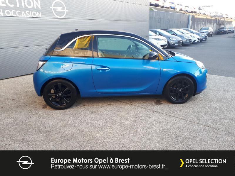 Photo 4 de l'offre de OPEL Adam 1.4 Twinport 87ch Black Edition Start/Stop à 12490€ chez Europe Motors - Opel Brest