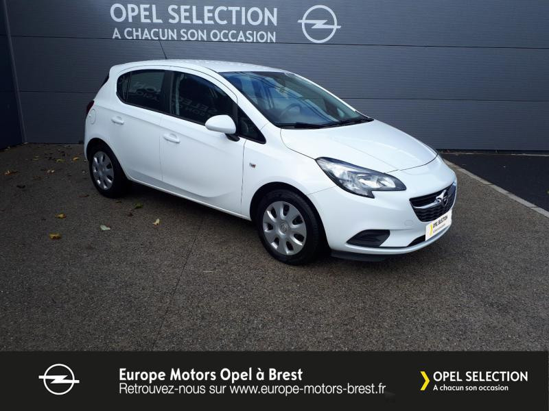 Photo 3 de l'offre de OPEL Corsa 1.0 ECOTEC Turbo 90ch Enjoy Start/Stop 5p à 10990€ chez Europe Motors - Opel Brest