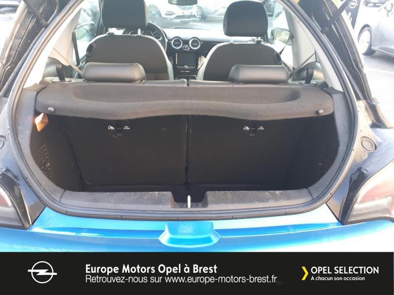 Photo 6 de l'offre de OPEL Adam 1.4 Twinport 87ch Black Edition Start/Stop à 12490€ chez Europe Motors - Opel Brest