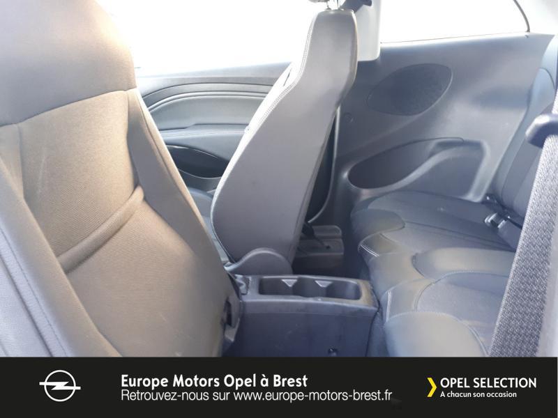 Photo 10 de l'offre de OPEL Adam 1.4 Twinport 87ch Black Edition Start/Stop à 12490€ chez Europe Motors - Opel Brest