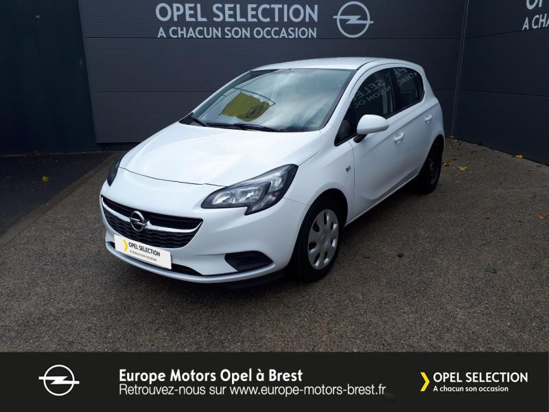 Photo 1 de l'offre de OPEL Corsa 1.0 ECOTEC Turbo 90ch Enjoy Start/Stop 5p à 10990€ chez Europe Motors - Opel Brest