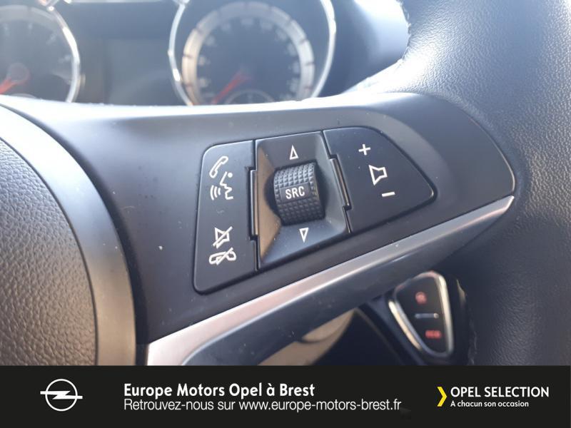 Photo 13 de l'offre de OPEL Adam 1.4 Twinport 87ch Black Edition Start/Stop à 12490€ chez Europe Motors - Opel Brest