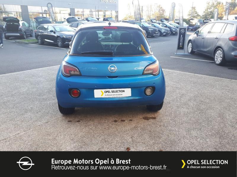 Photo 5 de l'offre de OPEL Adam 1.4 Twinport 87ch Black Edition Start/Stop à 12490€ chez Europe Motors - Opel Brest