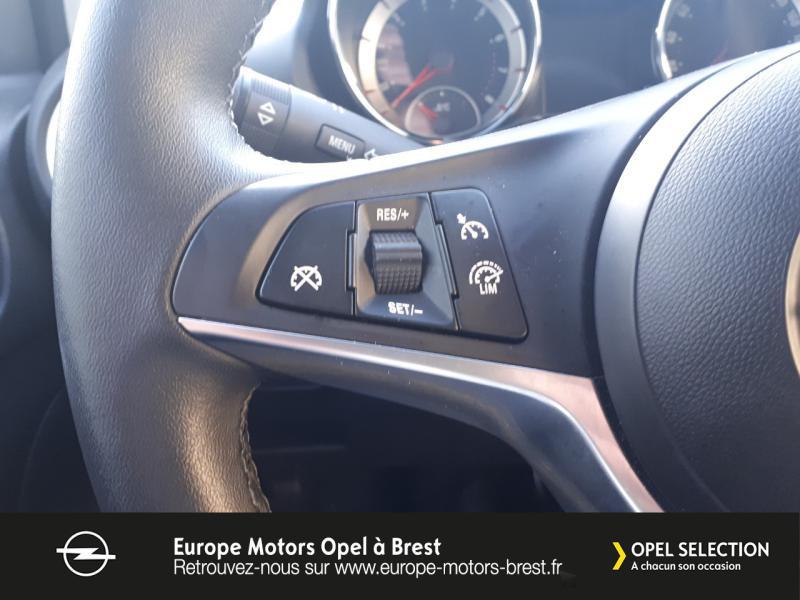 Photo 12 de l'offre de OPEL Adam 1.4 Twinport 87ch Black Edition Start/Stop à 12490€ chez Europe Motors - Opel Brest