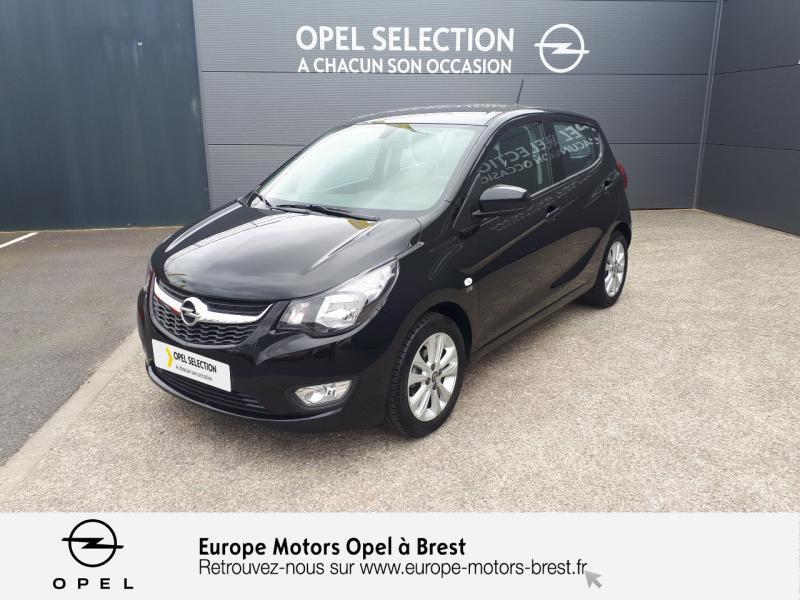 Opel Karl 1.0 73ch Edition 120 ans Essence Noir Profond Occasion à vendre