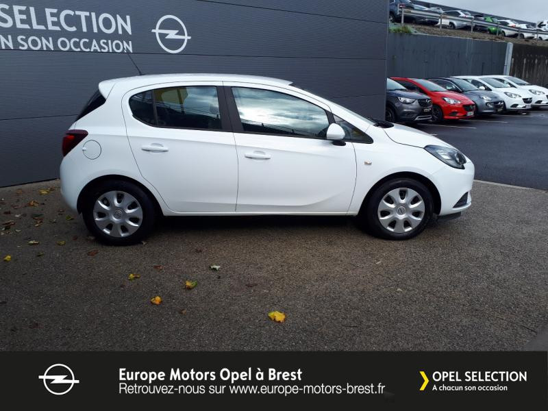 Photo 4 de l'offre de OPEL Corsa 1.0 ECOTEC Turbo 90ch Enjoy Start/Stop 5p à 10990€ chez Europe Motors - Opel Brest