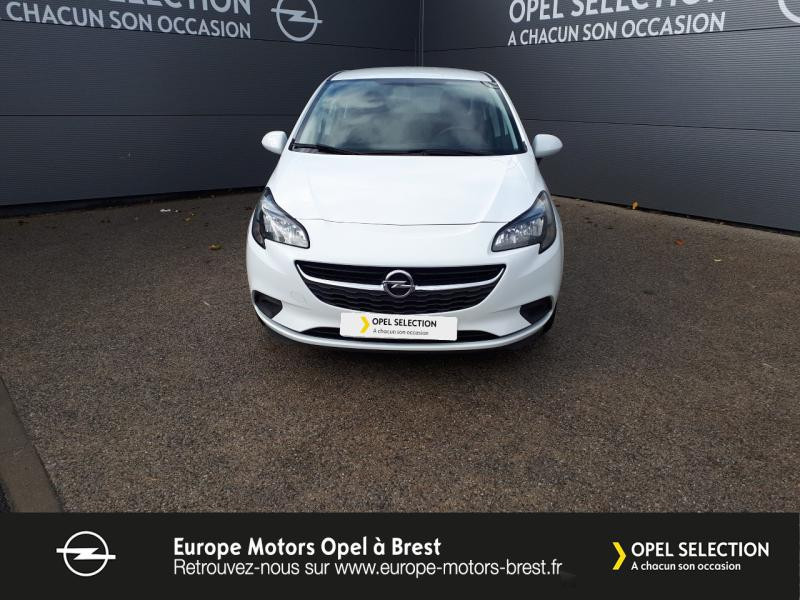 Photo 2 de l'offre de OPEL Corsa 1.0 ECOTEC Turbo 90ch Enjoy Start/Stop 5p à 10990€ chez Europe Motors - Opel Brest