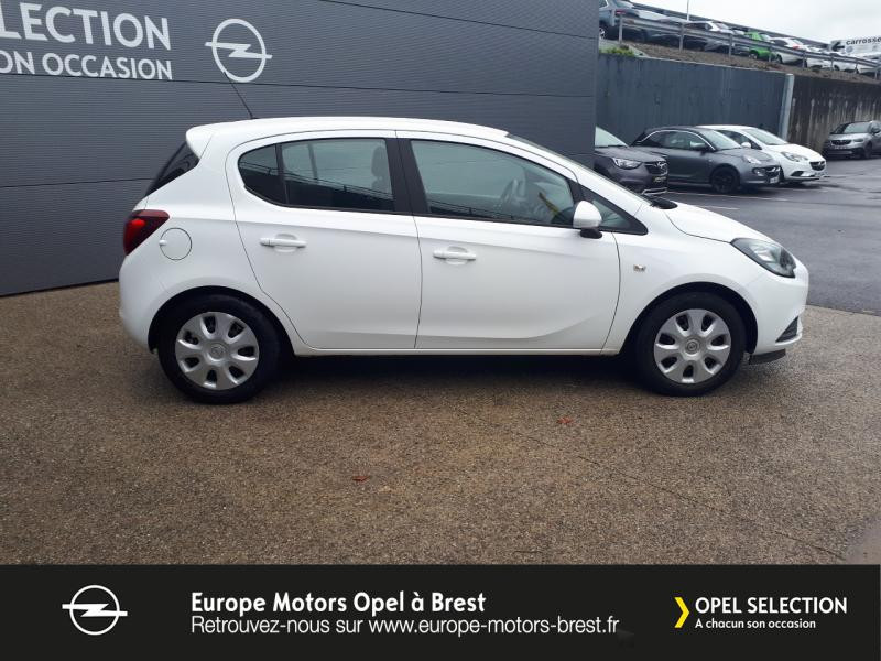 Photo 4 de l'offre de OPEL Corsa 1.0 ECOTEC Turbo 90ch Enjoy Start/Stop 5p à 10990€ chez Europe Motors - Opel Brest
